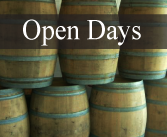 Open Days at Bosue Vineyard
